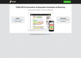 tcea2015.sched.org