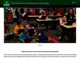 tcet.unt.edu