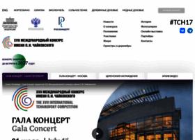 tchaikovskycompetition.com