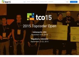 tco15.topcoder.com