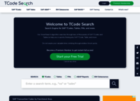 tcodesearch.com
