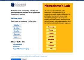 tcoffee.org