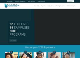 tcsg.edu