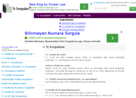 tcsorgulama.net