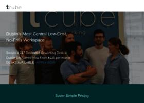 tcubedublin.com