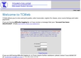tcweb.touro.edu