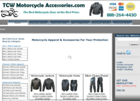 tcwmotorcycleaccessories.com
