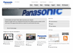 tda.panasonic-europe-service.com