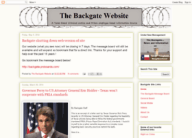 tdcjbackgate.blogspot.com