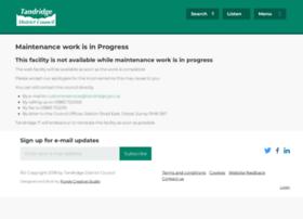 tdcws01.tandridge.gov.uk