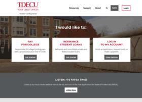 tdecu.studentchoice.org