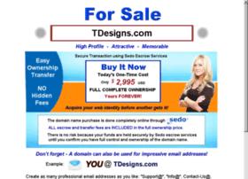 tdesigns.com