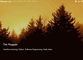 tdhopper.com