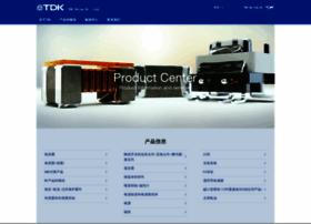 tdkchina.com