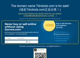 tdrobots.com