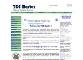 tdsmaster.com
