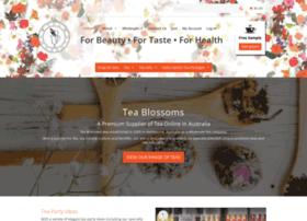 Teablossoms.com.au