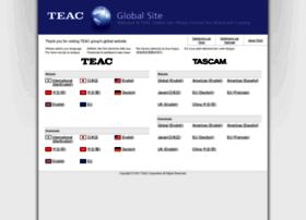 teac-global.com