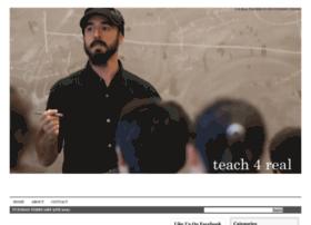 teach4real.com