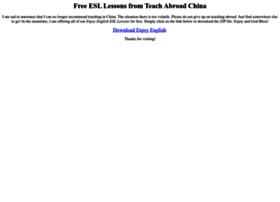 teachabroadchina.com