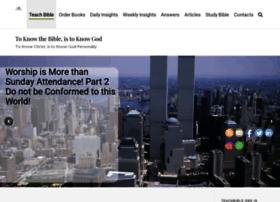 teachbible.org