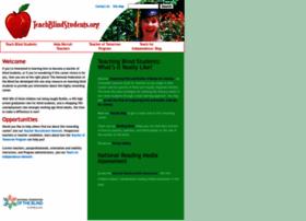 teachblindstudents.org