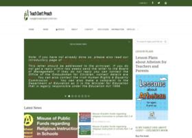 teachdontpreach.ie