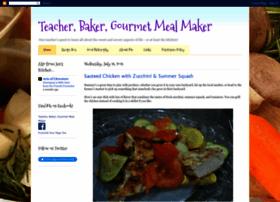 teacherbakermealmaker.blogspot.com