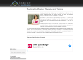 teachercertification.org