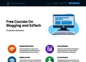 teacherchallenge.edublogs.org