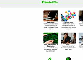 teachercpd.ie