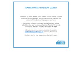 teacherdirect.co.nz