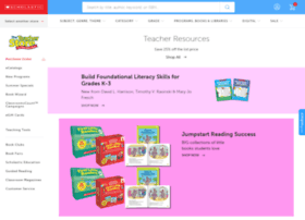 teacherexpress.scholastic.com