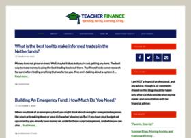 teacherfinance.org