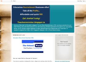 teacherrecruiter.blogspot.in