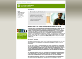 teachers-direct.co.uk