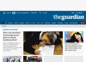 teachers.guardian.co.uk