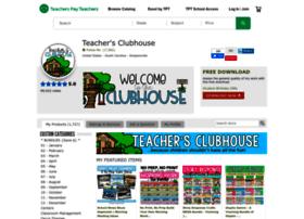teachersclubhouse.com