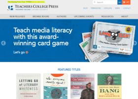 teacherscollegepress.com