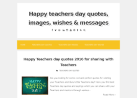 teachersdayquotes.net.in