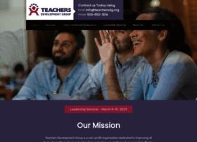 teachersdg.org