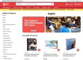 teachersdiscovery-english.com