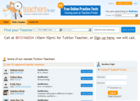 teachersfinder.com