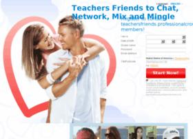 teachersfriends.professionalcrowd.com