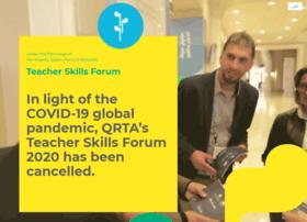 teacherskillsforum.org