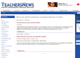 teachersnews.net