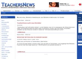 teachersnews.net
