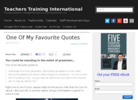 teacherstraining.com.au