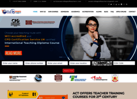 teachertrainingindia.com