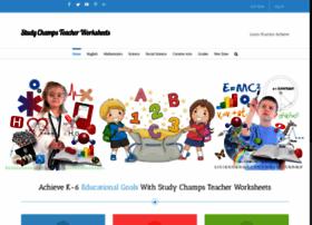 teacherworksheets.studychamps.com